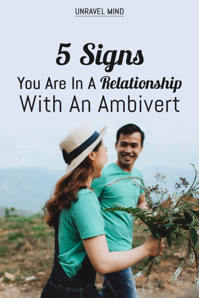 5 Signs You Are In A Relationship With An Ambivert