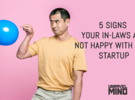 5 Signs Your In-laws Are Not Happy With Your Startup